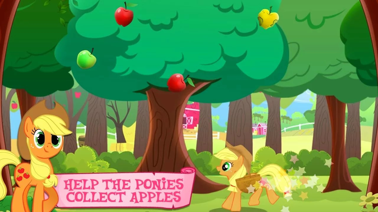 MY LITTLE PONY v1.8.0t Mod [Unlimited Crystals/Coins]