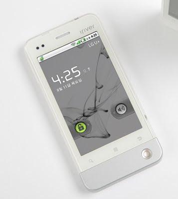 iRiver Vanilla Android Smartphone