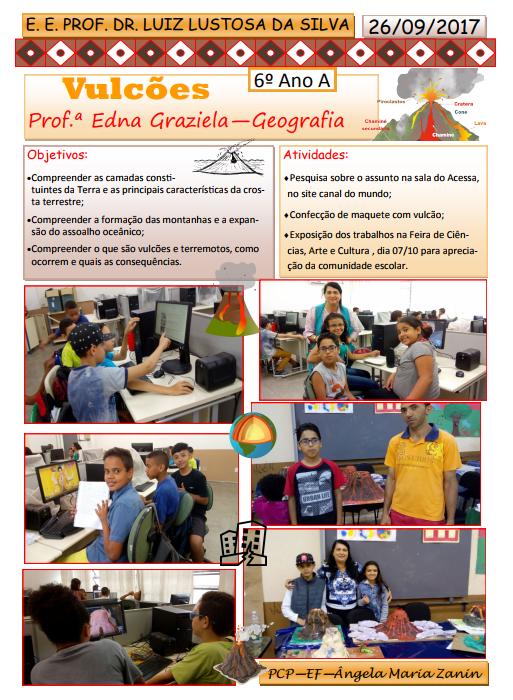 """EE """"Prof. Dr. Luiz Lustosa da Silva"""""""