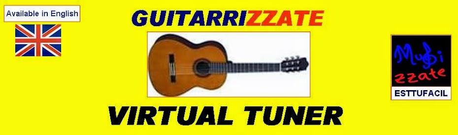 GUITAR Virtual Tuner
