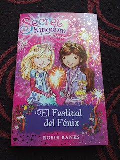 Secret Kingdom: El Festival del Fénix