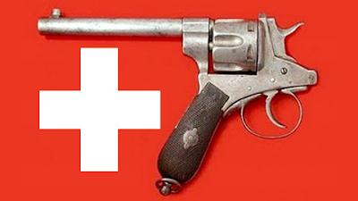 Suíça: O SUICÍDIO POR ARMAS DE FOGO
