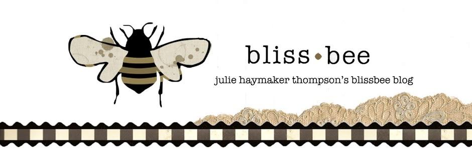 juliehaymakerthompson's blissbee