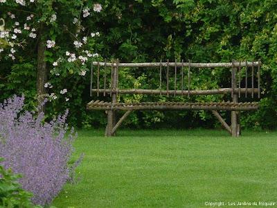 barrières de jardin
