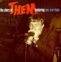 Story of Them Featuring Van Morrison - cover art