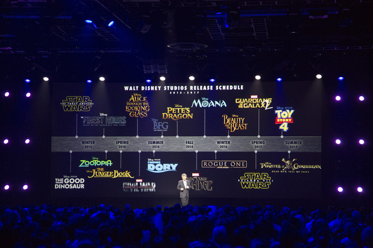 A New Logo For The Film Was Also Showcased In Timeline Of Studios Upcoming Slate Films Via Inside Magic