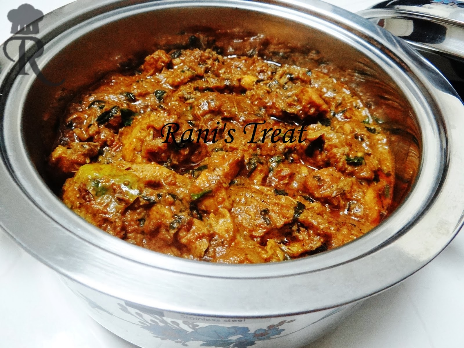 Rani's Treat: Murgh Methi | Chicken & Fenugreek Leaves Gravy