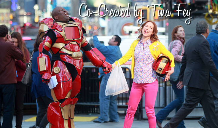 What I'm Streaming- Tina Fey's Unbreakable Kimmy Schmidt on Netflix