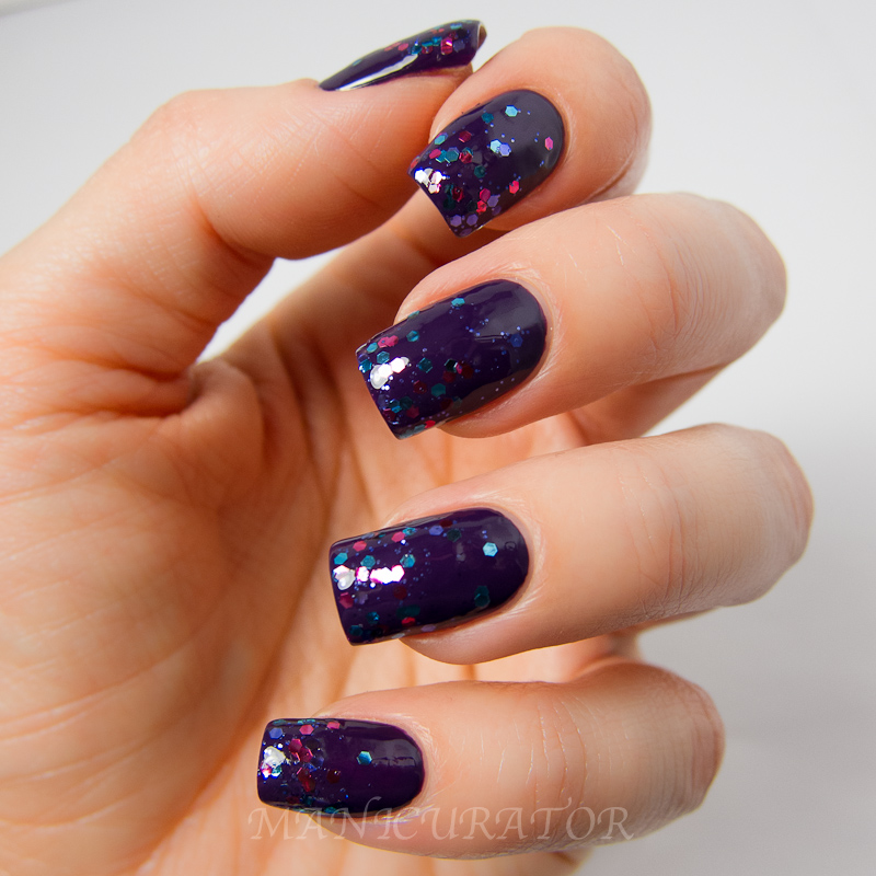 manicurator: OPI Euro Centrale Collection Vant to Bite Your Neck and ...