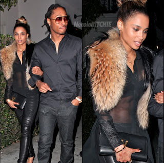 Has Ciara Upgraded Her Boyfriend Future?