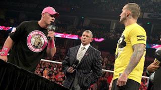 جون سينا وسي ام بانك يريدان التغيير في WWE !