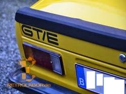 Opel Kadett GT/E decals 2