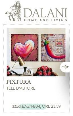 Elena mirandola blog le mie opere in promozione su dalani for Dalani home and living