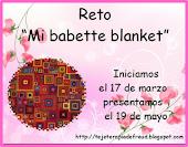 Reto 2012 Mi Babette blanket