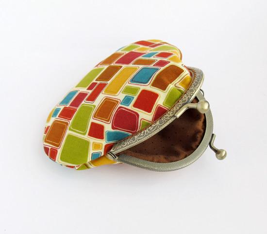 яркий кошелек, coin purse