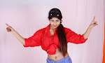 Charulatha Hot Photo shoot in Lungi-thumbnail