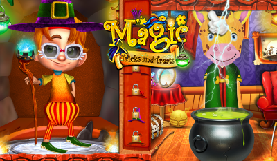 download magic tricks & treats