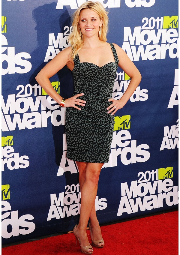 Celebrity Heights | Ho... Reese Witherspoon Height