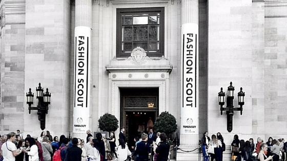 london fashion week fashion scout