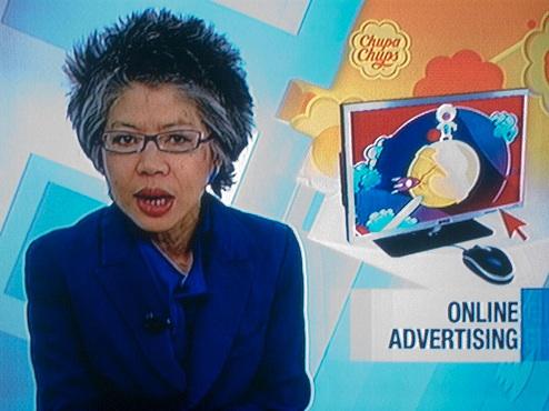 asian news announcer surprise porn