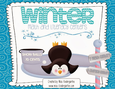 http://www.teacherspayteachers.com/Product/Winter-Math-and-Literacy-Centers-Bundled-472369