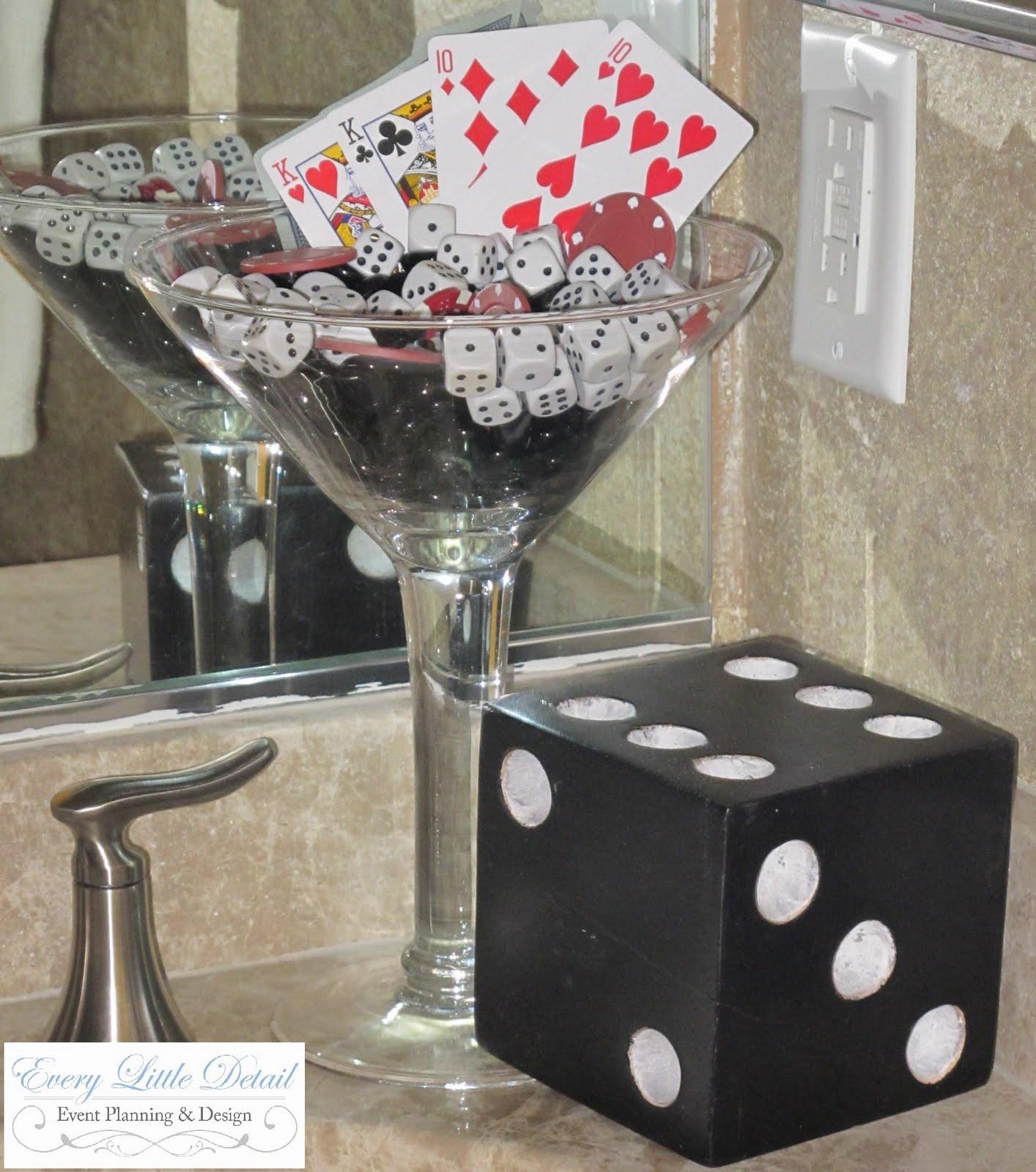 праздник в стиле казино