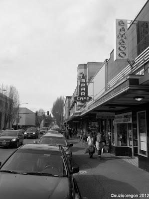 Downtown Olympia