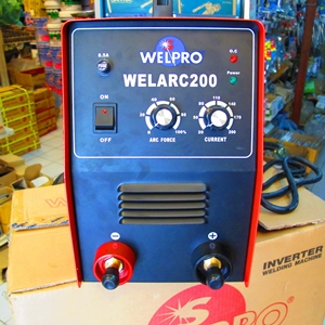 ตู้เชื่อมไฟฟ้า เวลโปร welpro