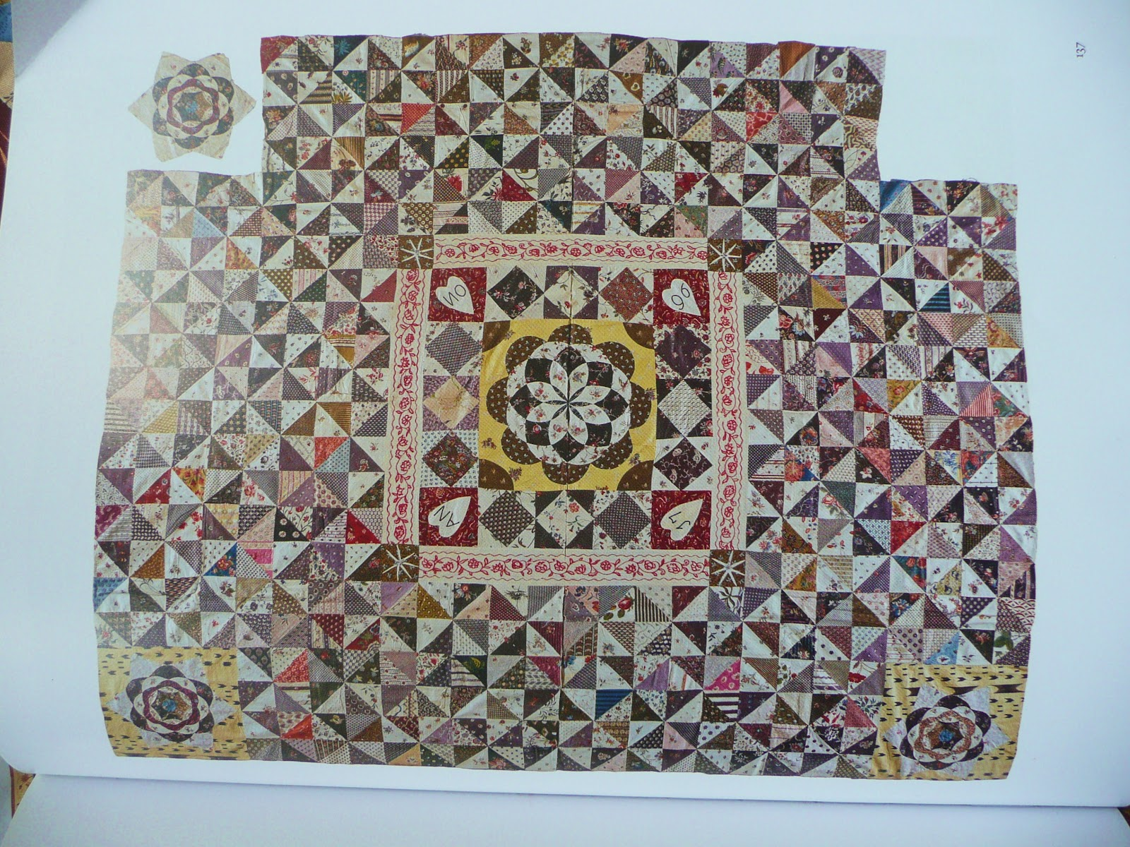 Lot of 34 Quilt Magazines Fons and Porter's Love of Quilting Sew Many Quilts