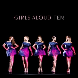 Capa do CD Girls Aloud - Ten (iTunes Deluxe Edition)