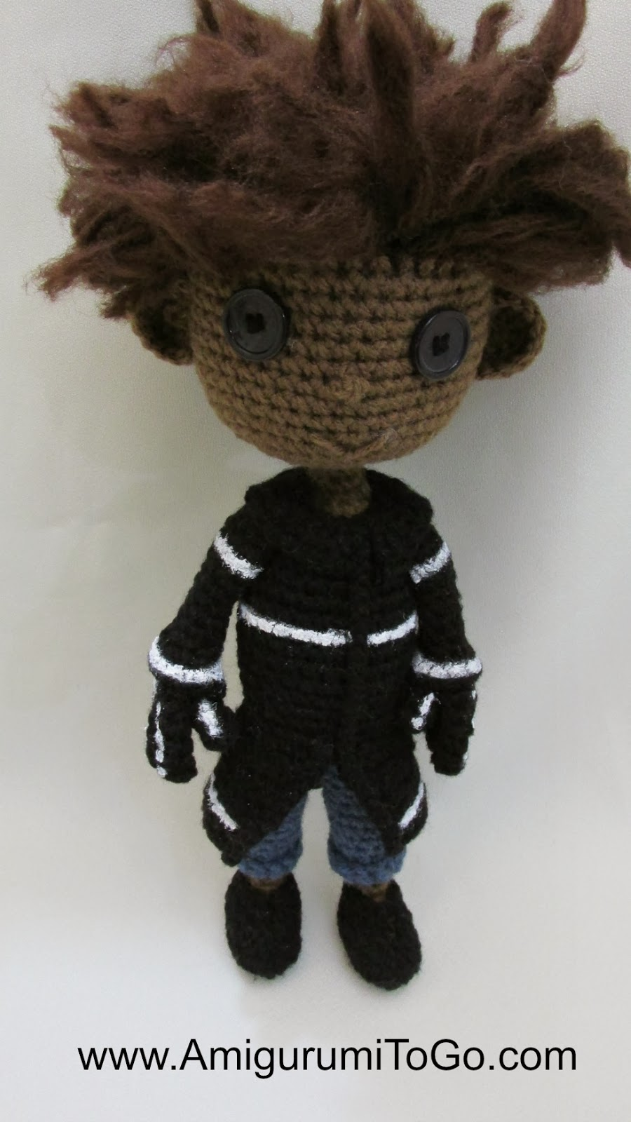 Amigurumi Wybie Doll With Video Tutorial ~ Amigurumi To Go