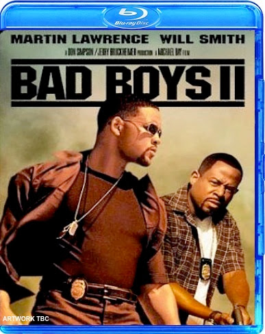 Bad Boys II 2003 Hindi Dubbed BRRip 400mb