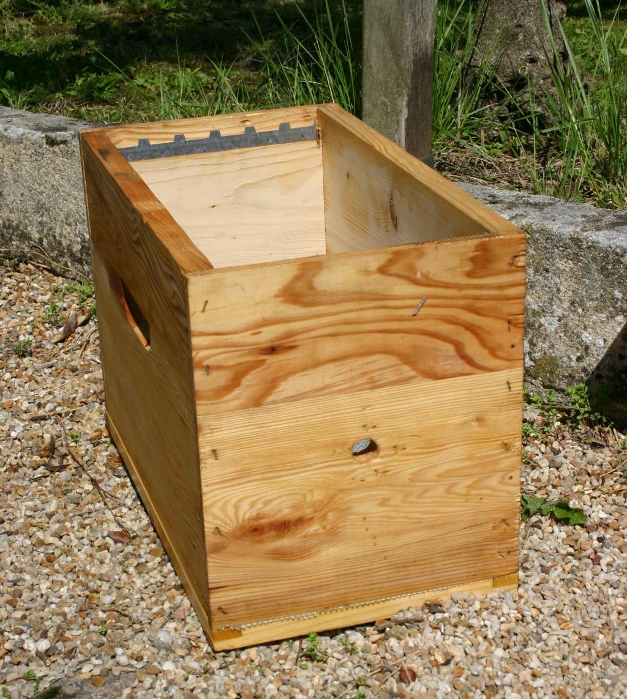 mes abeilles en touraine 11 la ruchette pi ge. Black Bedroom Furniture Sets. Home Design Ideas