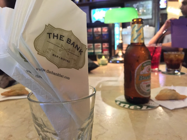The Bank Bar + Bistro Singapore