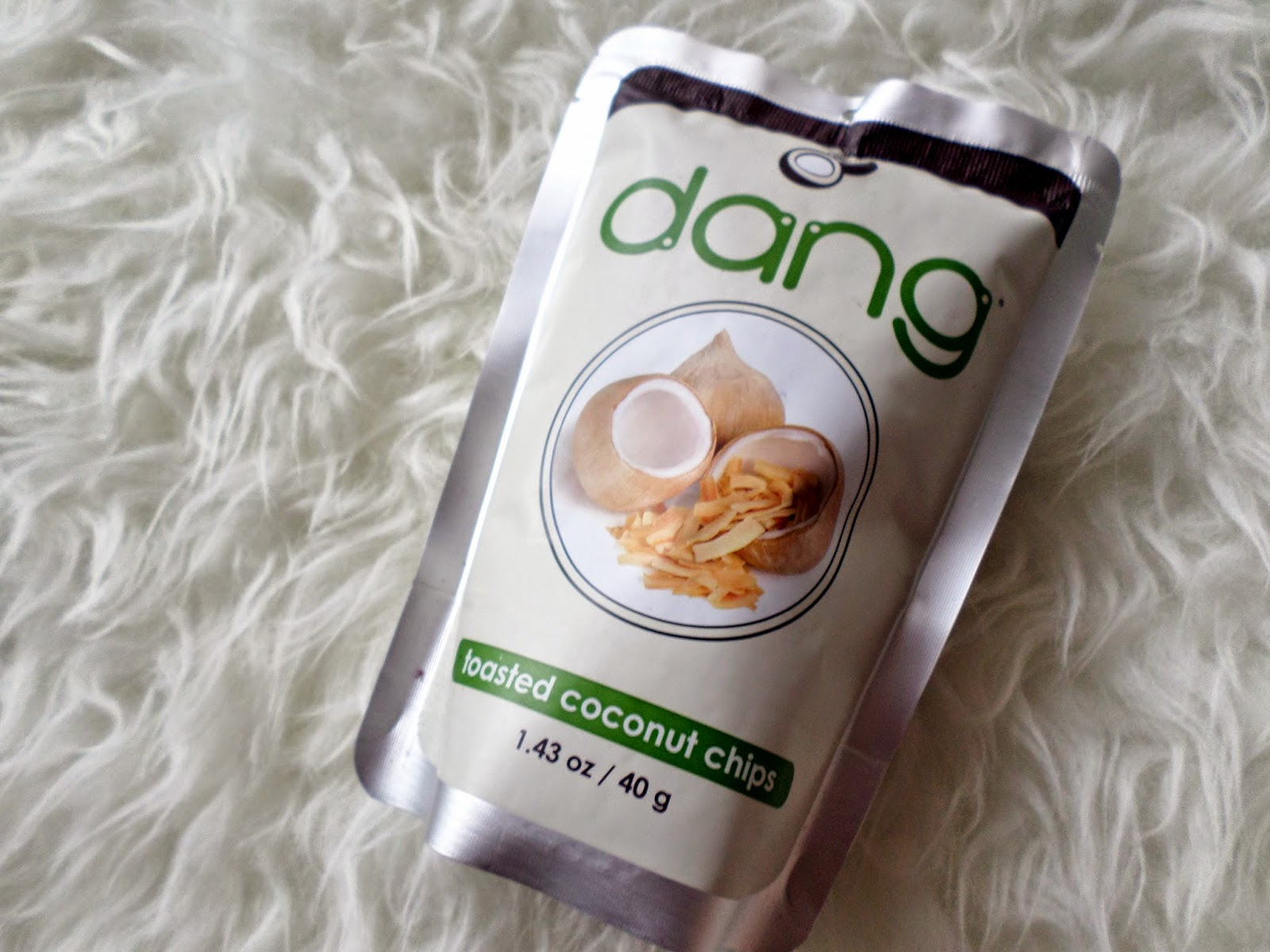 PopSugar Must Have Box Dang Foods Toasted Coconut Chips