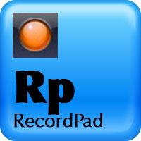 RecordPad Audio Recording Software