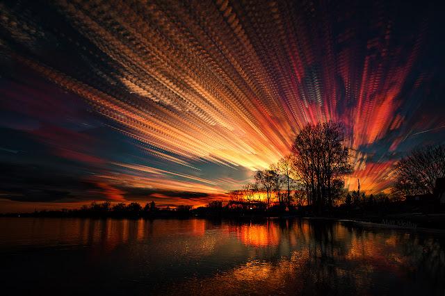 Красивый закат (1280 x 853)