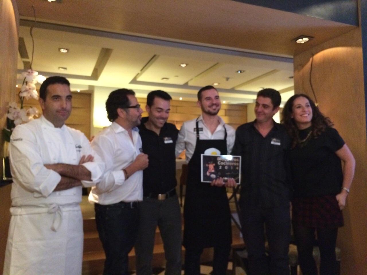Premio canal cocina 2014. Chef Orielo. Mejor blog de cocina