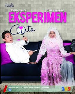Eksperimen Cinta Episod 7 | Episod 8 - Tonton Online  & Download