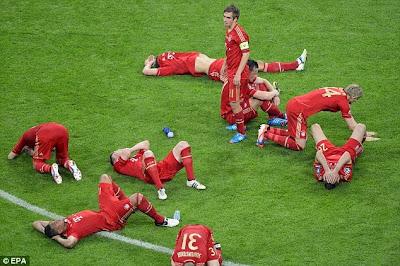 Bayern Munich In Shock Following Champions League 3-1 Defeat To Porto
