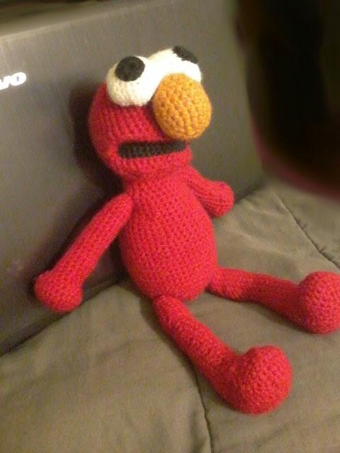 Debis Crafts And Hobbies Elmo