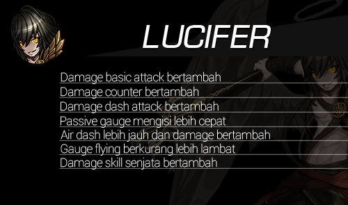 Hero Reform Lucifer
