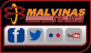 MALVINAS NEWS  NAS REDES SOCIAIS