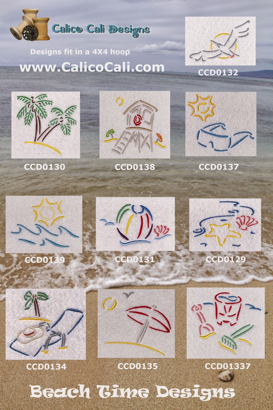 Beach Time Designs