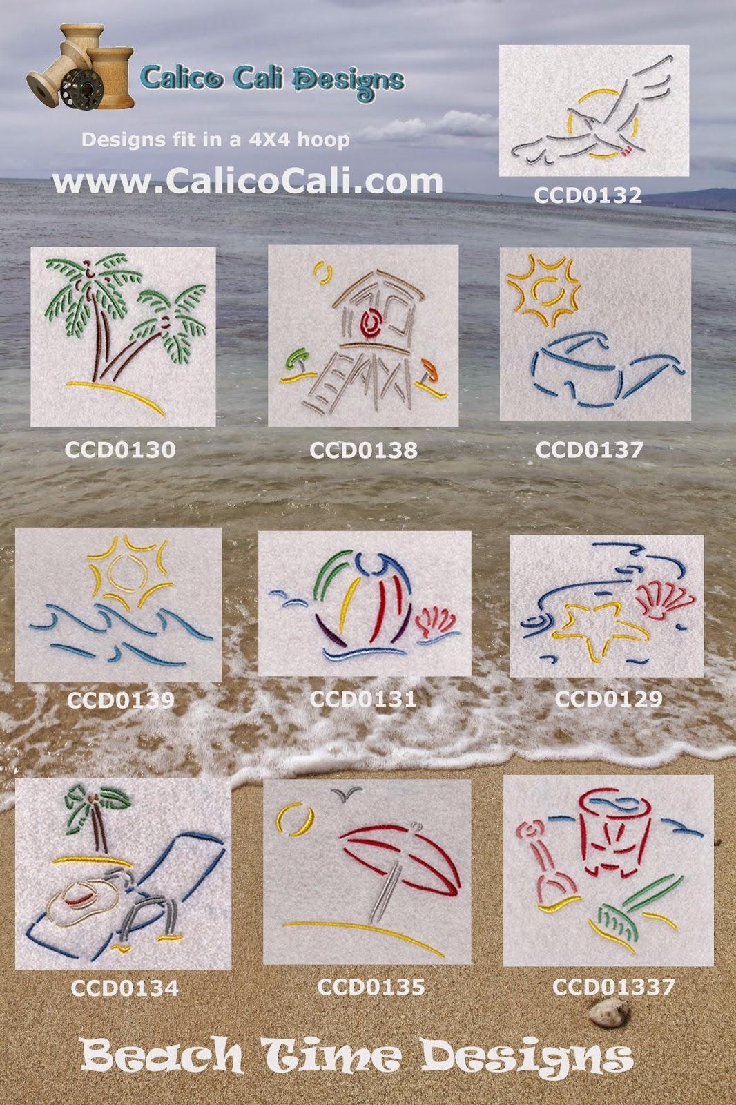 Beach Time Designs