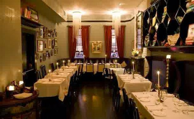 Private Dining Rooms Nyc Downtown