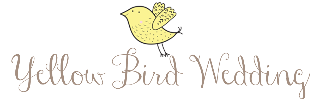 Yellow Bird Wedding