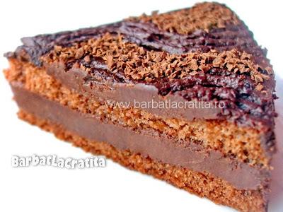 Tort de ciocolata reteta