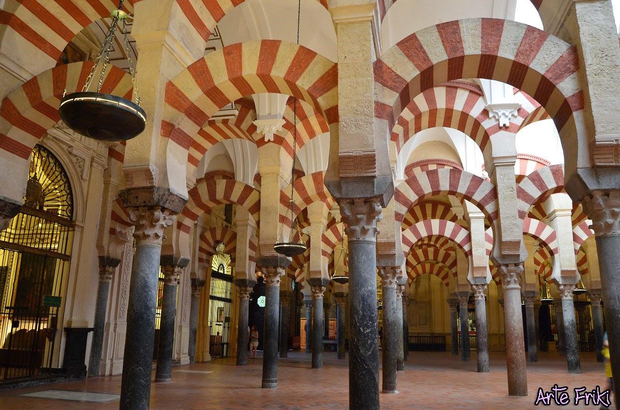 La Mezquita de Cordoba Catedral
