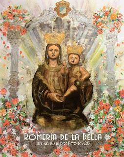 Romería de la Bella 2013 - Lepe - Victoria Fernández Mingorance